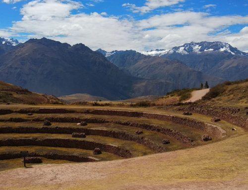 Recorriendo el Valle Sagrado de los Incas